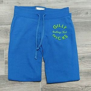 Blue Gilly Hicks Sweats